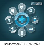 medical infographic for your... | Shutterstock .eps vector #161426960