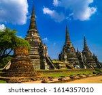 Wat Phra Si Sanphet Stupas At...