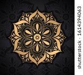 Luxury Ornamental Mandala...