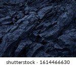 Blue Grunge Background. Tone...