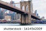 New York  Usa. Manhattan...