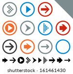 vector illustration of plain... | Shutterstock .eps vector #161461430