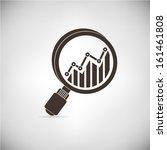 business analysis  data analysis   Shutterstock .eps vector #161461808