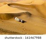 abu dhabi  uae   november 2005  ... | Shutterstock . vector #161467988