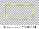 shining rectangle banner. pack... | Shutterstock .eps vector #1614908173