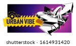 horizontal banner with abstract ...   Shutterstock .eps vector #1614931420