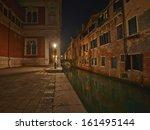 Street Of Venice Long Exposure...