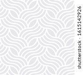 seamless subtle gray vintage... | Shutterstock .eps vector #1615142926
