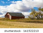 An Old Abandoned Wood Farm...