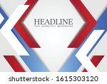 geometric background elegant... | Shutterstock .eps vector #1615303120
