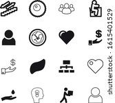 human vector icon set such as ...