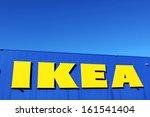 etobicoke  canada   october 12  ...   Shutterstock . vector #161541404