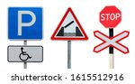 Collection Of Road Signs...