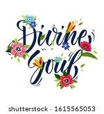 t shirt design. elegant... | Shutterstock . vector #1615565053
