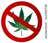 no drugs sign | Shutterstock . vector #161556728
