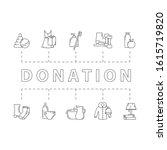 Horizontal Donation Poster....