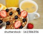 good breakfast | Shutterstock . vector #161586356