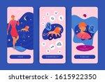 leo zodiac sign. mobile app...