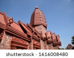 khmer castle in the north east .... | Shutterstock . vector #1616008480