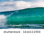 Wave For Surfing In Ocean....