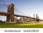 The Brooklyn Bridge Park In Ne...
