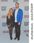 Small photo of JANUARY 06 - ASTORIA, NY: Sigrid Dyekjaer and guest attend the Cinema Eye 2020 Awards Ceremony at the Museum of the Moving Image on January 6, 2020 in New York City.