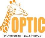 Logo Representing A Giraffe...