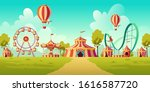 Carnival Funfair  Amusement...