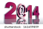 2014 email | Shutterstock . vector #161659859