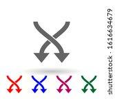 mixed choice mark multi color...