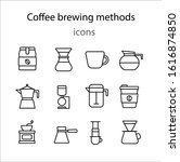 Coffee Brewing Methods  Brew...