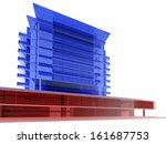 graphic representation of... | Shutterstock . vector #161687753