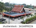 kuala lumpur  malaysia  ... | Shutterstock . vector #1616898226