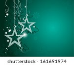 christmas background. abstract... | Shutterstock .eps vector #161691974