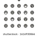 emotions v2 ui pixel perfect... | Shutterstock .eps vector #1616930866