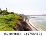 Beautiful Pacific Ocean Coast...