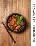 delicious traditional chinese... | Shutterstock . vector #1617094273