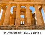 The Temple Of Concordia Is An...