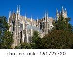 duke university chapel is... | Shutterstock . vector #161729720