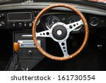 Wooden Steering Wheel From A...