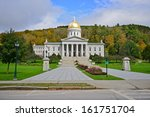 Vermont State Capital Building...