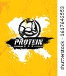 protein bar healthy sport... | Shutterstock .eps vector #1617642553