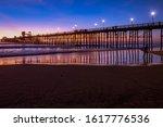 Oceanside Pier In Late Summer...