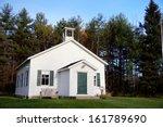 One Room Rural Schoolhouse ...