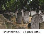Headstones In Bunhill Fields ...