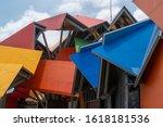Colorful Biomuseo Architecture...