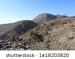 Small photo of OMAN - dust bowl nature, vegetation