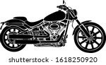 Harley Davidson Motorbike...