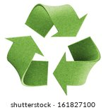 recycle symbol | Shutterstock . vector #161827100