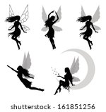 collections of vector... | Shutterstock .eps vector #161851256